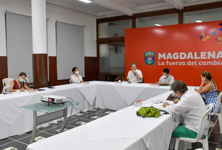 Agropecuario, Magdalena, Gobernación