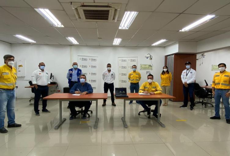 Luego de 91 días de huelga, trabajadores del cerrejón llegan acuerdo con la multinacional