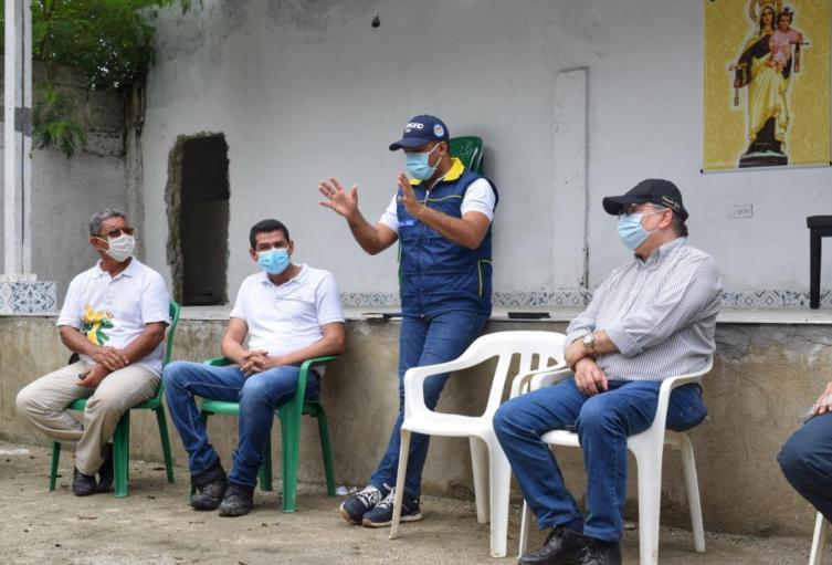 Invierno, Zona Bananera, Magdalena, Municipios, Gestión