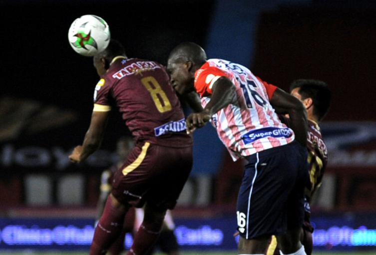Junior vs Tolima, Liga Betplay