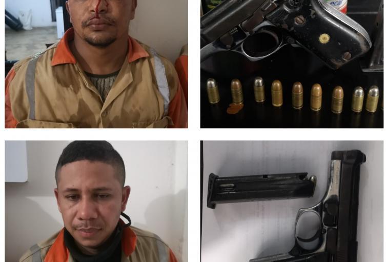 Cayeron presuntos atracadores del Banco Agrario en Sucre-Sucre