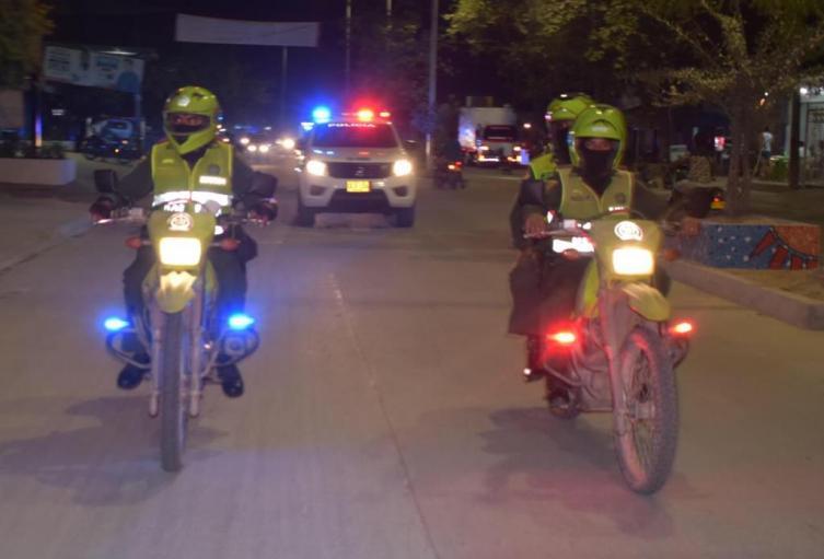 Policíoa de Tránsito