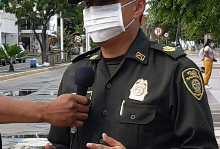 Importantes acciones de la policía en medio de la Pandemia en el departamento de La Guajira