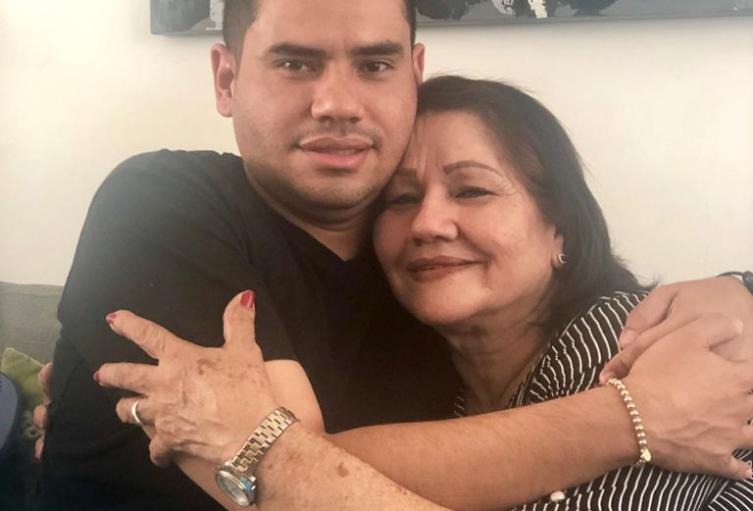 Familiares de mujer desaparecida en Panamá, viajaron hasta el lugar para continuar su búsqueda