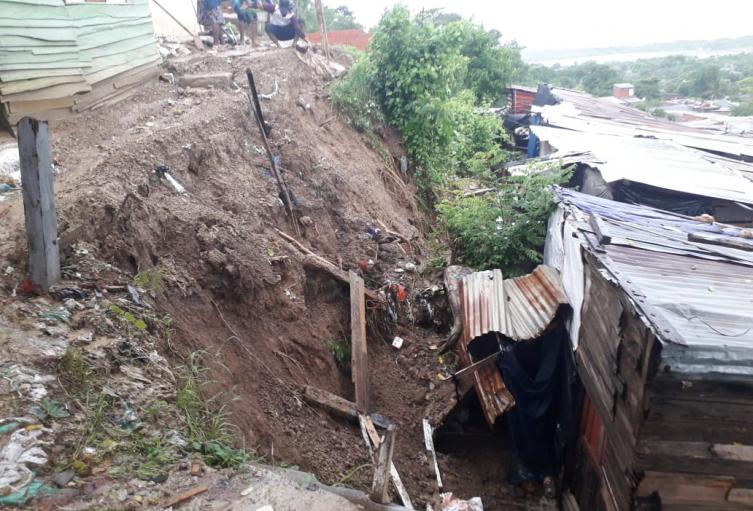 SOS por Cartagena: campaña para familias afectadas por el huracán lota