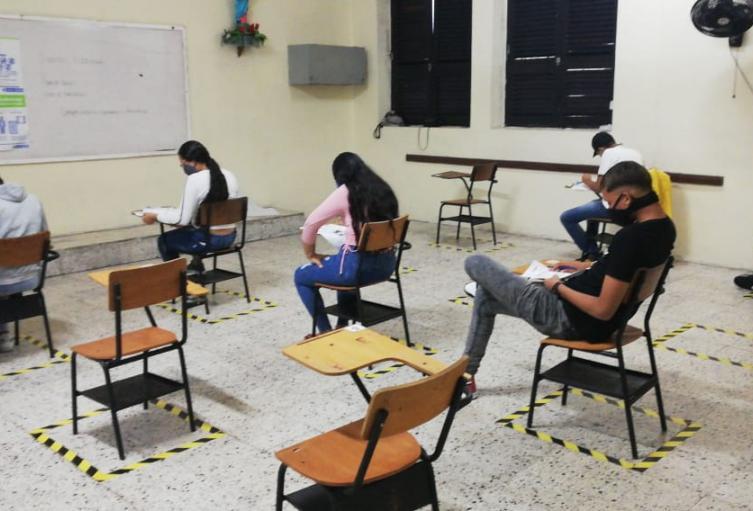 Estudiantes de Cartagena realizarán pruebas ICFES  esta semana, luego que fueran suspendidas por el IOTA