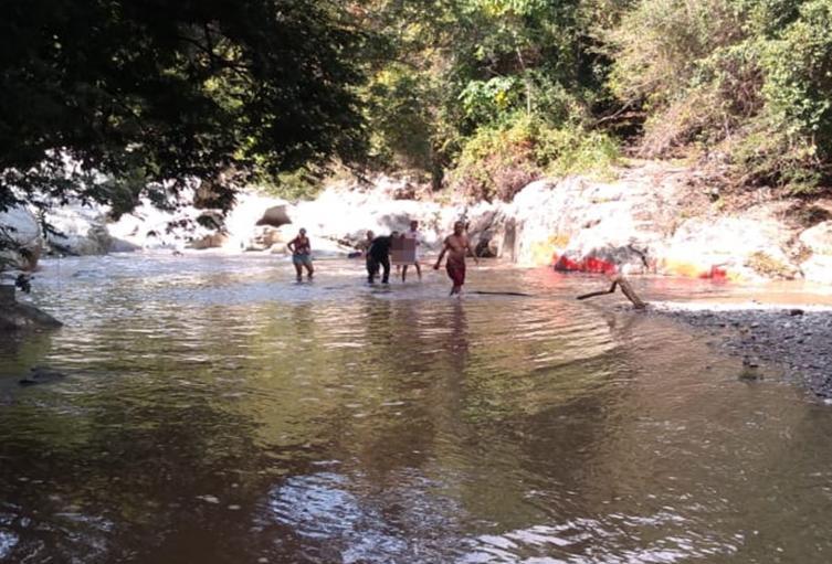 Se ahogó un pequeño de 10 años en el balneario El Palmar de Venadillo
