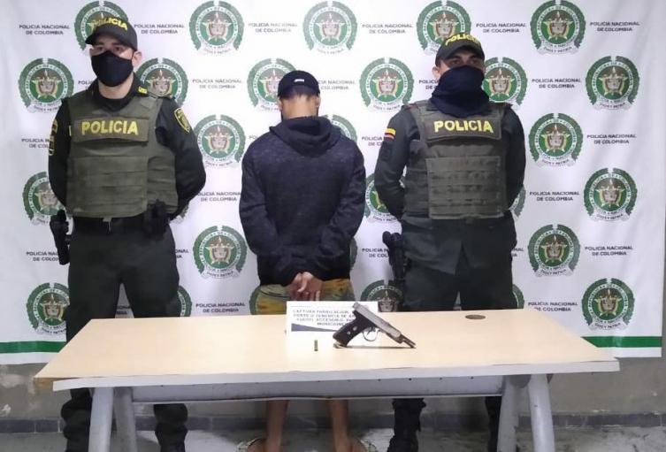 Policía de Bolívar avanza en las acciones operativas de fin de año
