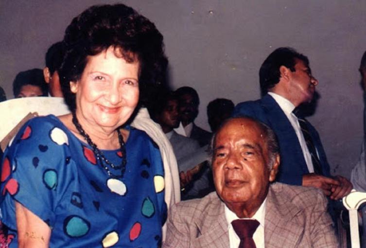 Esther Forero, la 'novia de Barranquilla', creadora de la noche de Guacherna.
