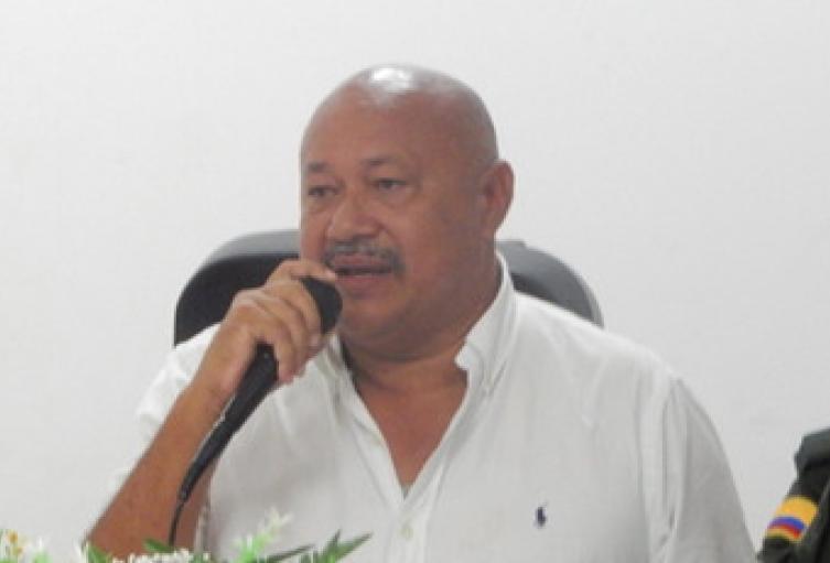 Alcalde de Tenerife, Magdalena, fallecido en Barranquilla
