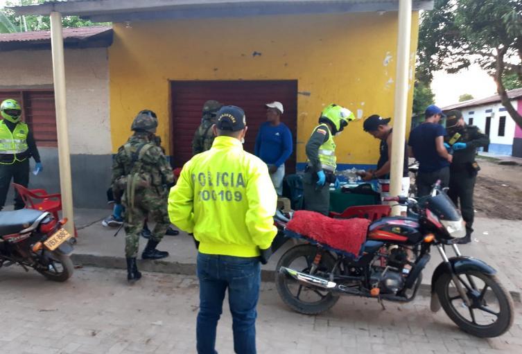 Policía, Magdalena, Operativos, Balance
