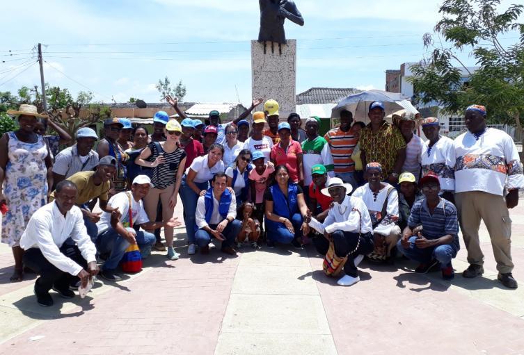 Con dineros de la extinta guerrilla de las Farc repararán a víctimas en Bolívar