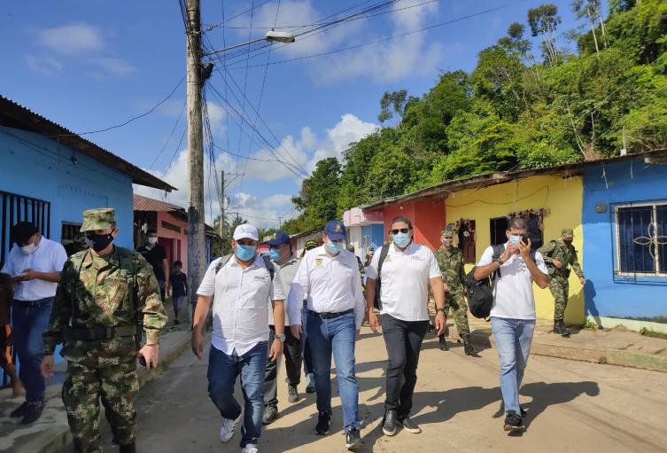 MinDefensa se trasladará al Sur de Bolívar para verificar hechos relacionados con una masacre en Montecristo