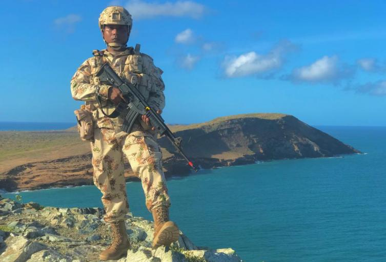 Soldado Jeferson Carrillo Ortega