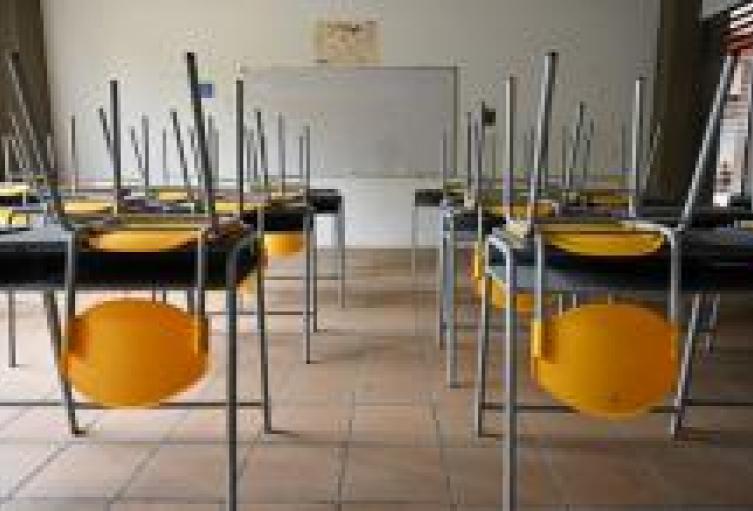 Solo la mitad de los estudiantes se han matriculado en relación al 2020