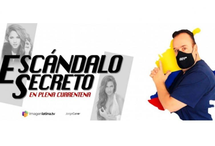 Película Escándelo Secreto en Plena Cuarentena