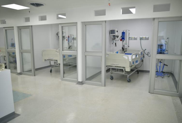 Ampliación de red hospitalaria