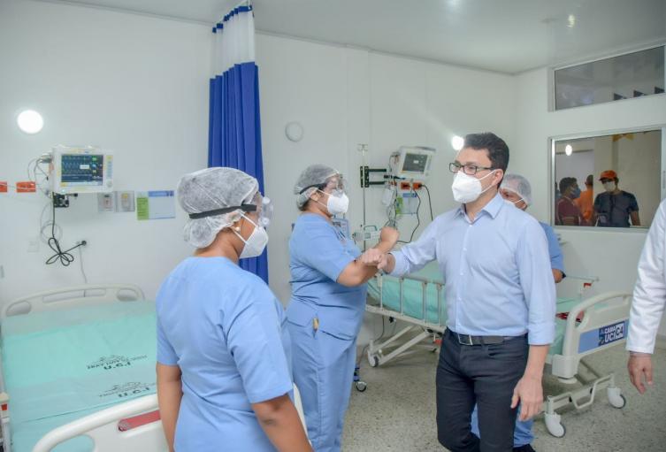 Hospitales, Salud, Gobernación, Magdalena, Municipios