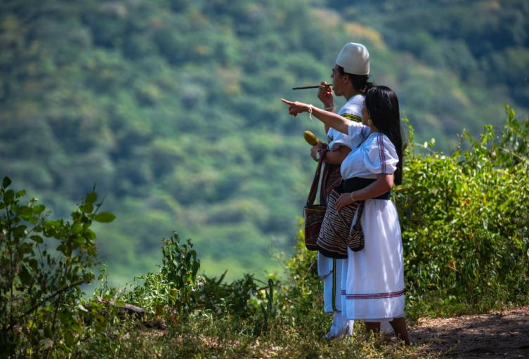 Santa Marta, Magdalena, Agua, Indigenas