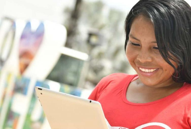 Internet en zonas rurales de Riohacha.