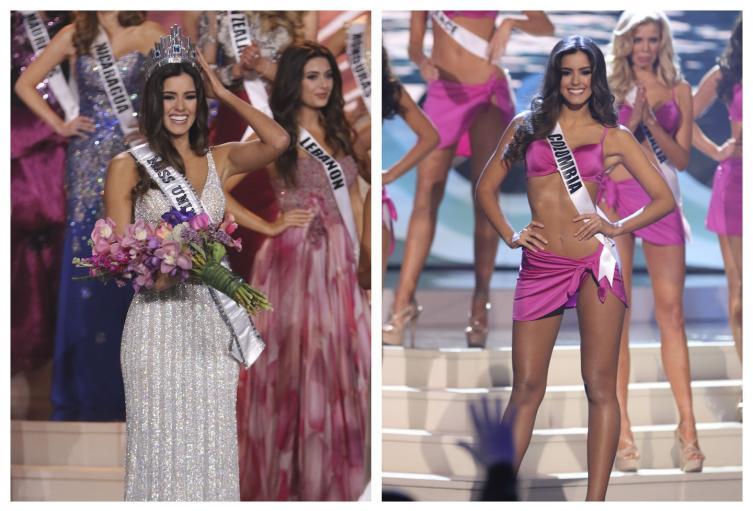 Paulina Vega coronada como Miss Universo en 2015