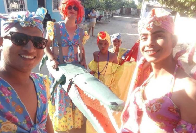 Fiestas, Toque de Queda, Magdalena, El Retén, Municipios