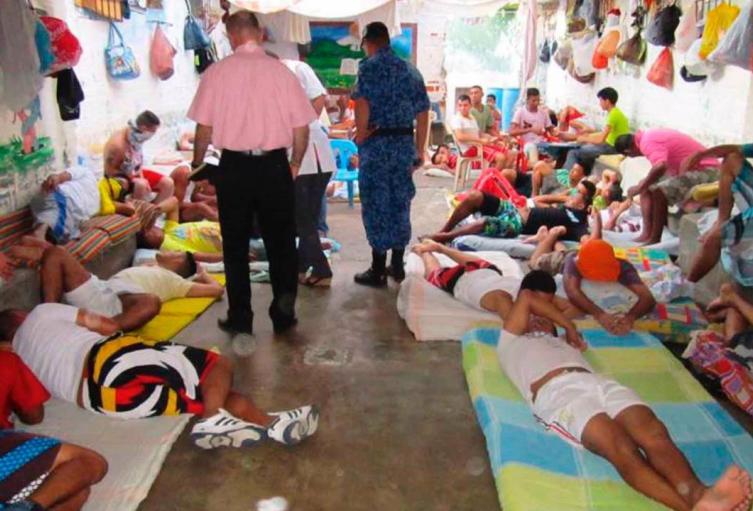Hacinamiento en cárcel de Riohacha.