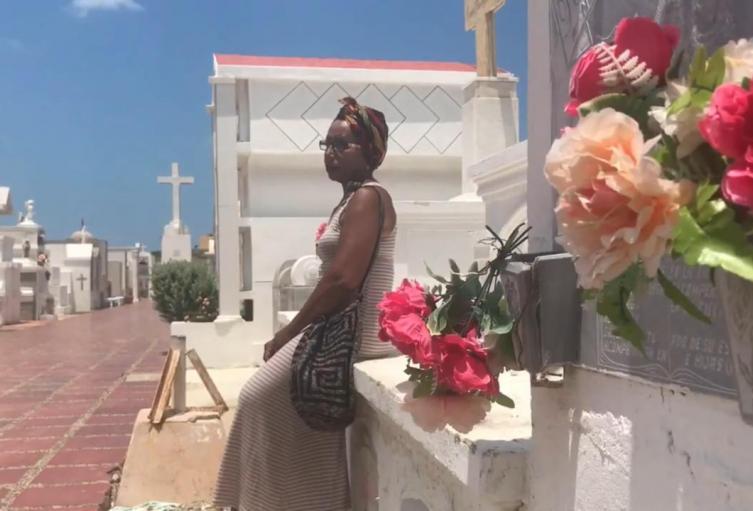 Cementerio central de Riohacha.