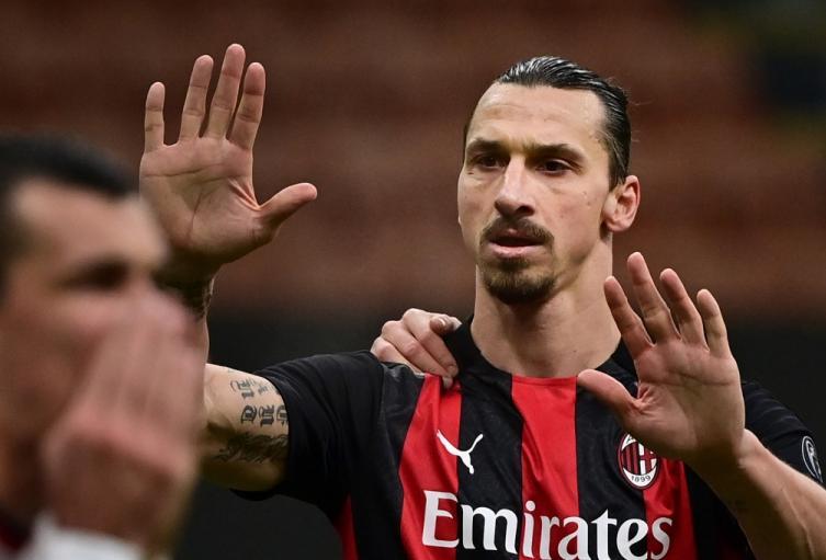 Zlatan Ibrahimovic, Milán
