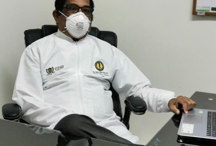 Juan Manuel Montes, subgerente de Cuidado Crítico del HUC será el primer vacunado contra el Covid 19 en Cartagena