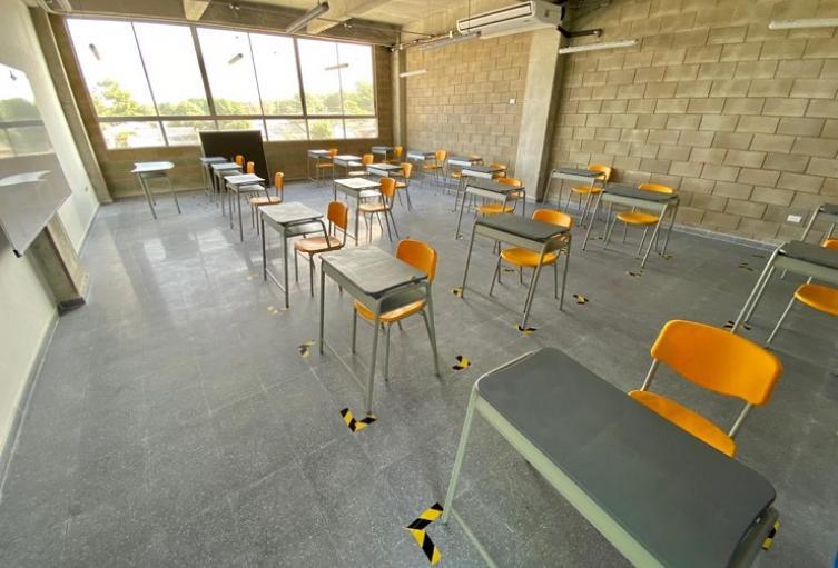 En Atlántico cerca de 110 colegios públicos y 60 privados iniciaron clases con alternancia