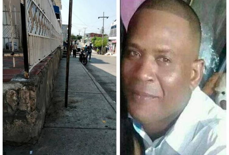 Ocurrió en una de las esquinas del barrio San Pedro Mártir