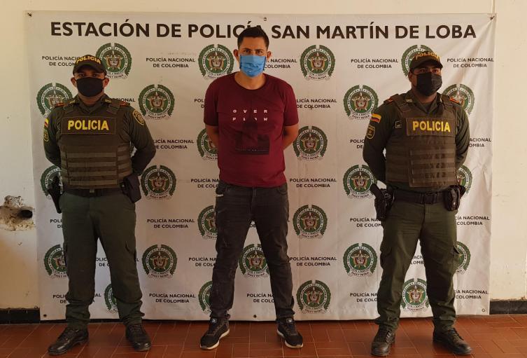 El hecho se registró en el corregimiento Cardales, en zona rural de Altos del Rosario
