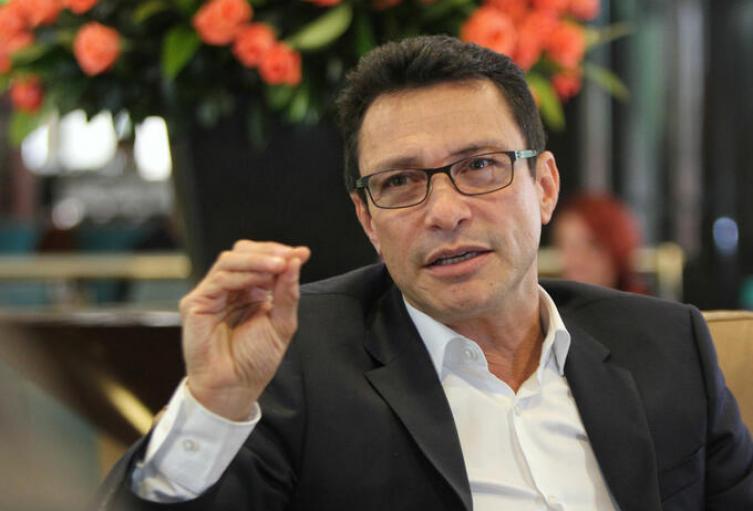 Gobernador del Magdalena.