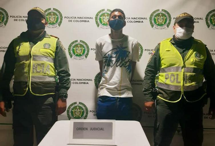 Capturado, Ciénaga, Policía, Magdalena