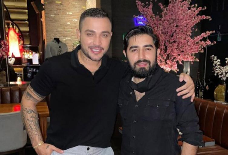 Jessi Uribe y Joss Favela