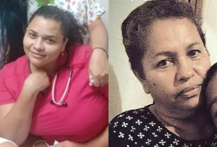 La mamá de la medico murió un día después que su hija