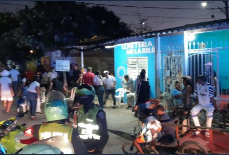 Operativos Policías Barranquilla.