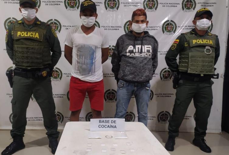 Las capturas se dieron en los municipios de Pivijay y El Banco en Magdalena