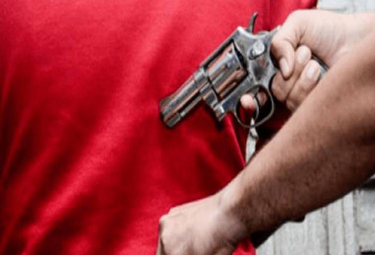 Con arma de fuego