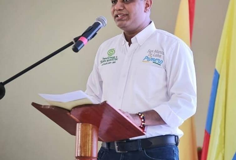 Alcalde de San Martin de Loba