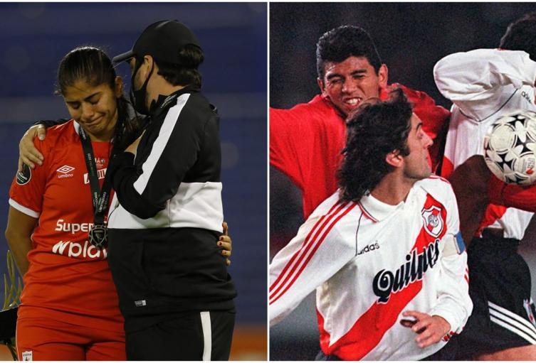 América de Cali, cinco veces subcampeón de la Libertadores