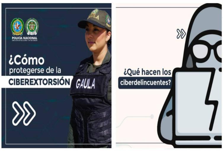 GAULA Policía Bolívar