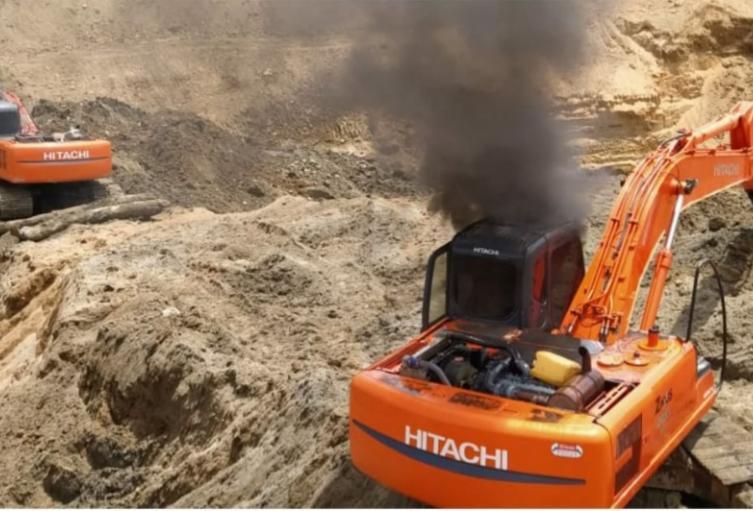 Explotación y extracción de minerales