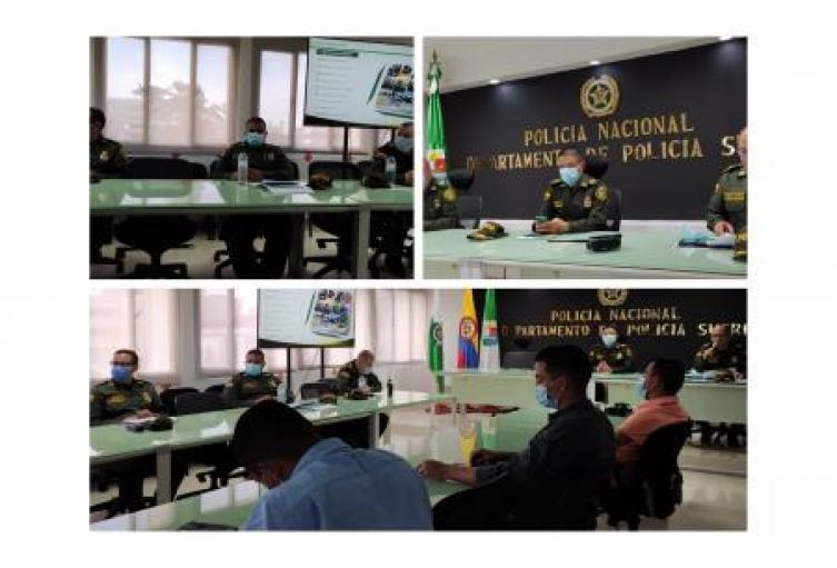 Con el objetivo tener una efectividad en la gestión, acorde con los principios de transparencia, responsabilidad, eficacia, eficiencia, imparcialidad y participación en el manejo de los recursos públicos, la Policía Nacional en Sucre rindió cuentas ayer.