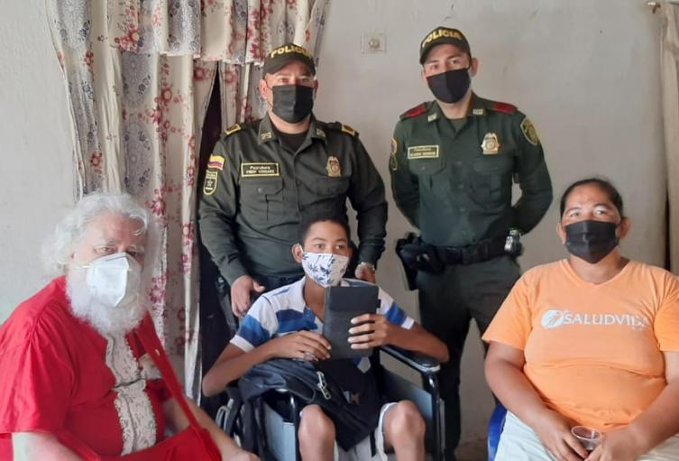 Grupo de Prevención y Educación Ciudadana Departamento de Policía Bolívar