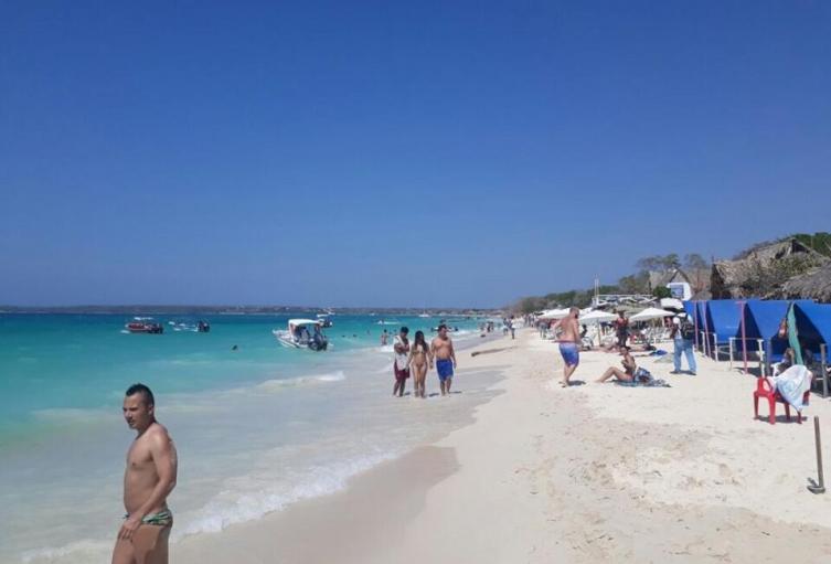 Playa Blanca recibirá por día 1500 personas por día en Semana Santa