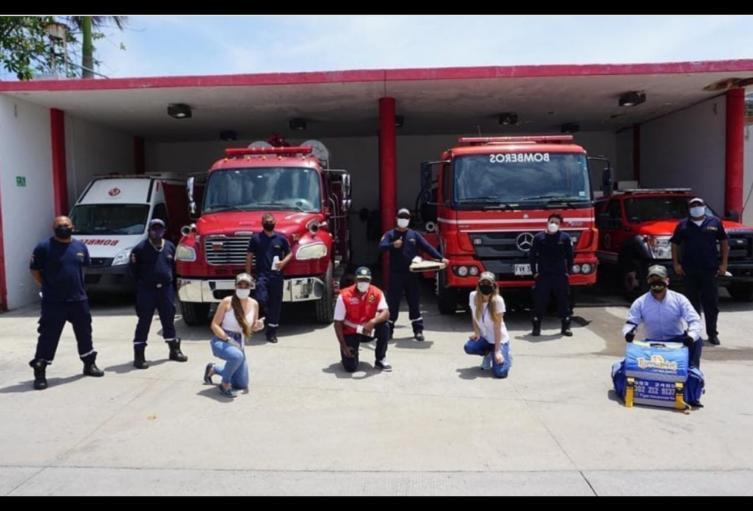 Niños de Bolívar podrán conocer una máquina de bomberos en Semana Santa