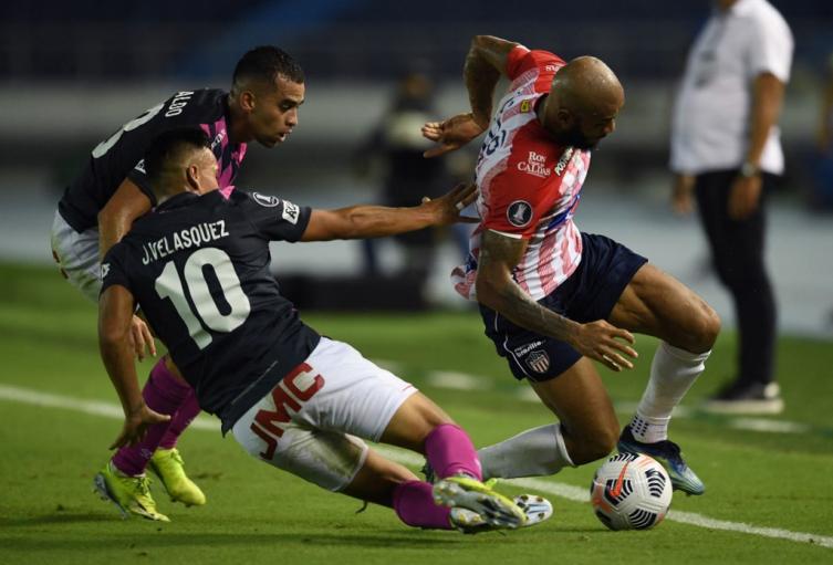 Junior vs Santa Fe; Liga Betplay 2021