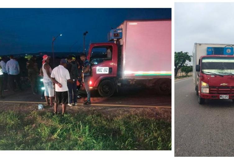 El accidente ocurrió en la variante Mamonal – Cartagena